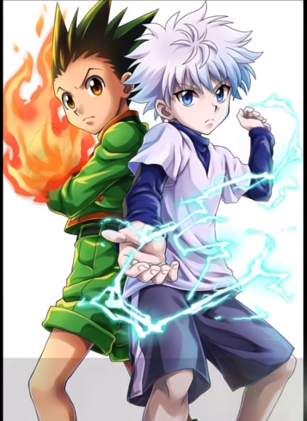 Image Result For Best Gon X Killua Images In Manga Anime Jungs
