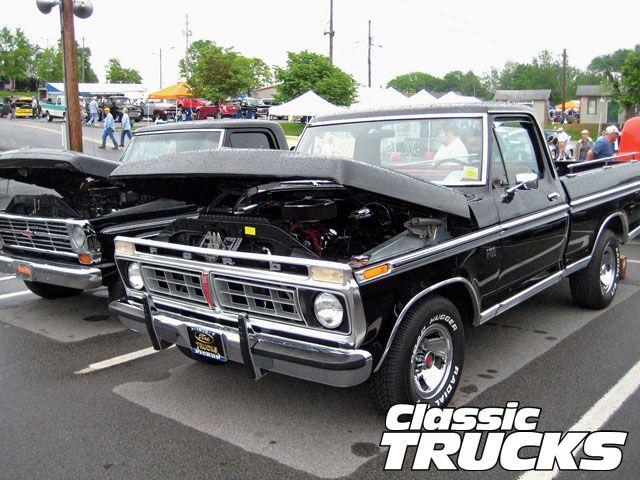 1974 Ford F100 Classic Ford Trucks Classic Trucks Classic Trucks Magazine