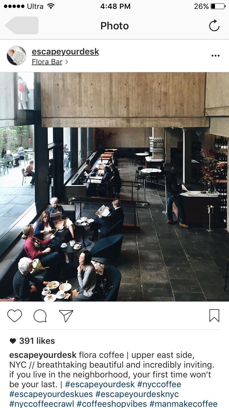 Pin by Christina Su on To Visit Manhattan Nyc coffee