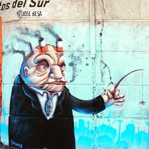 #photo #streetcnina #streetart #stencil #sprayart #graffiti... #DiscoverArt - http://wp.me/p6qjkV-2kD  #Art