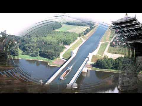 The World S Most Beautiful Bridges Youtube Beautiful Places River Magdeburg