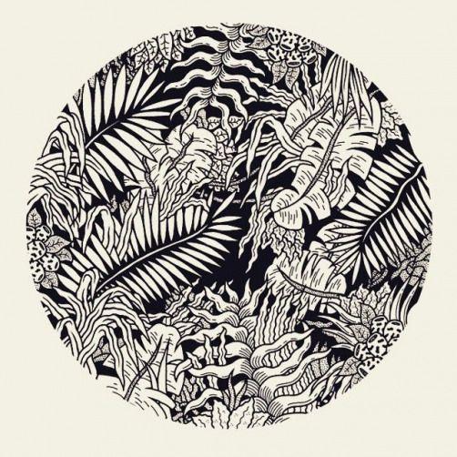 12 plants Pattern tattoo ideas