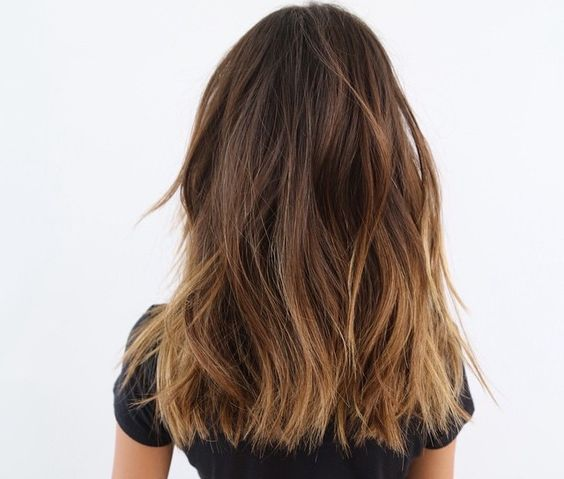 would do this but with my long hair i would have it get ...