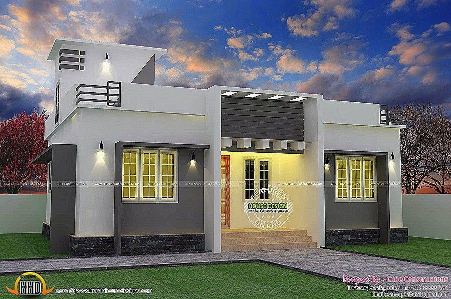 Building Elevation Designs Single Floor Houses Lovely House Plan New Single Floor House Plans In T 2 Storey House Design Small House Design Kerala House Design