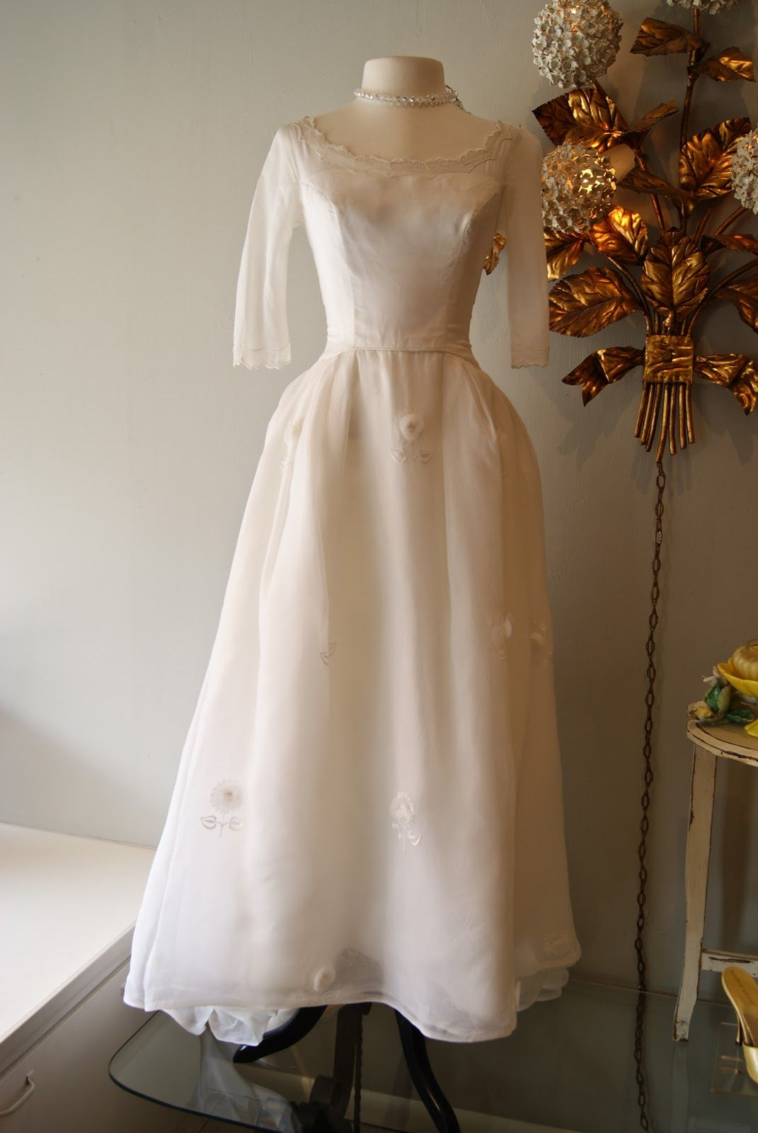 The Cahill Bride Vintage Clothing Boutique Wedding Gowns Vintage Wedding Gowns Lace