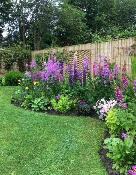 Photo of 25 Simple And Beautifull Front Yard Landscaping