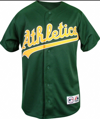online store 13126 80b38 Oakland Athletics | Top Pro Baseball Jerseys Ever | Oakland ...