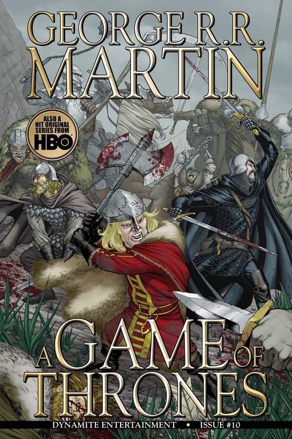 Dynamite George R R Martin S A Game Of Thrones 10 With Images
