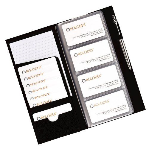Unique stocking stuffer ideas for men rolodex card book and rolodex low profile business card holder colourmoves
