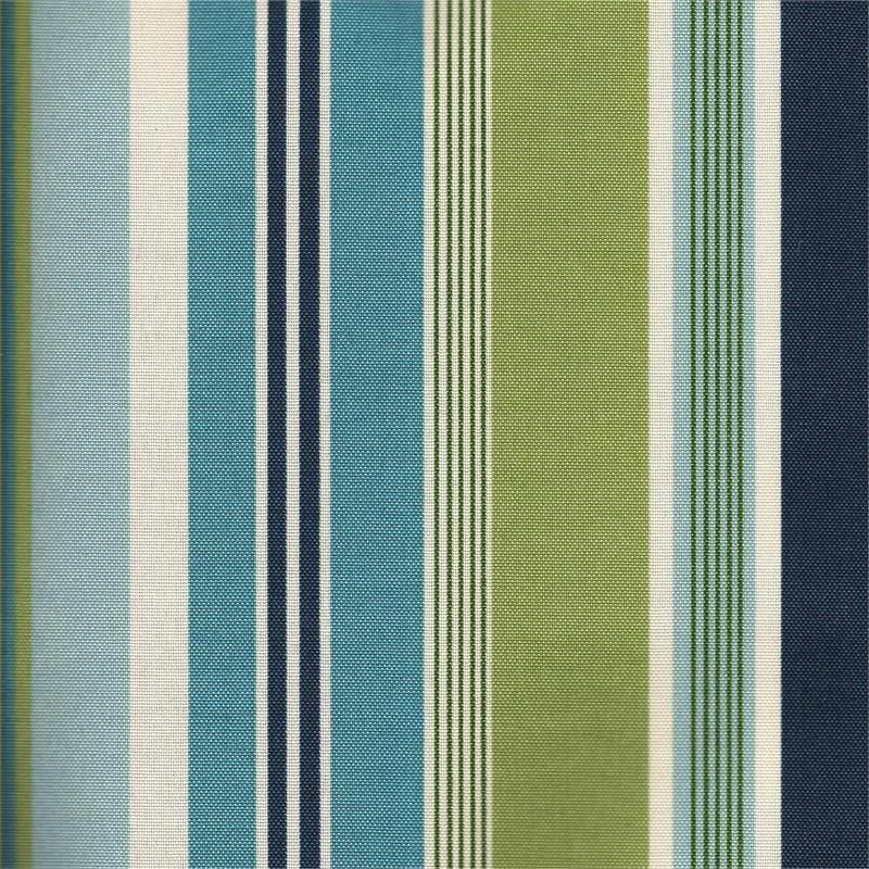 Admiral Stripe Outdoor Navy Green Blue Color Curtains Ready Made Extra Long 108 Inch Or 120 Draperies Window Treatments