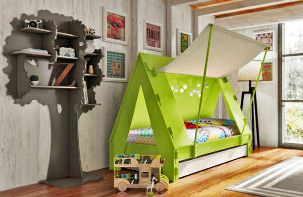 Traumhafte kinderbetten magische reise durch die kinderwelt baby child room kinderzimmer - Traumhafte kinderzimmer ...