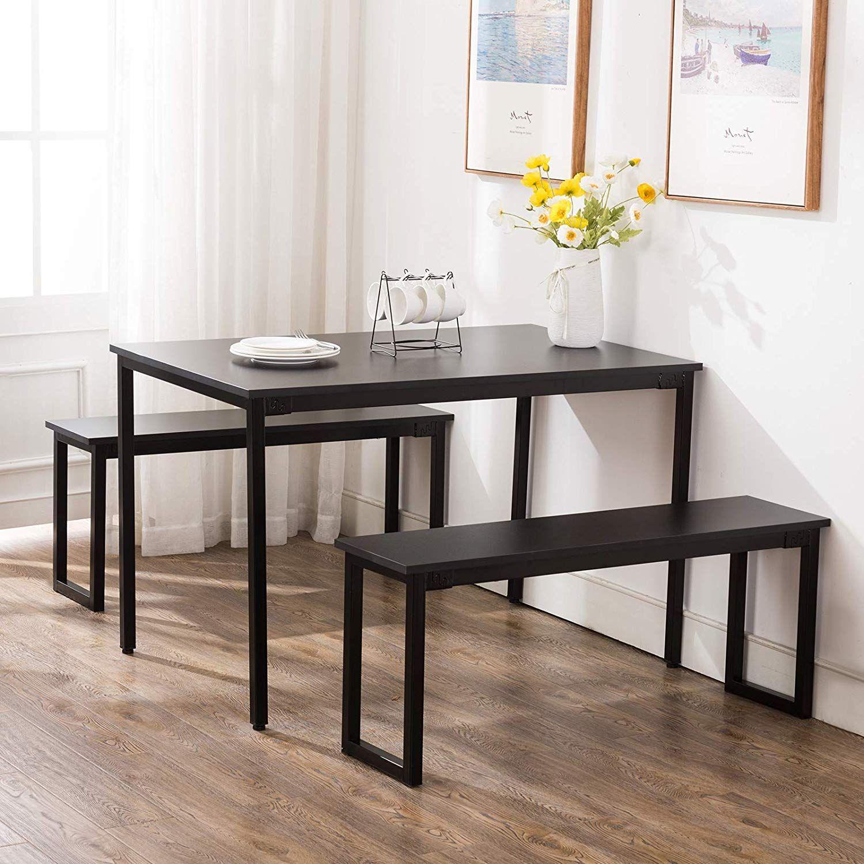 Amazon Com Artist Hand Kitchen Dining Table Set Kitchen Dining