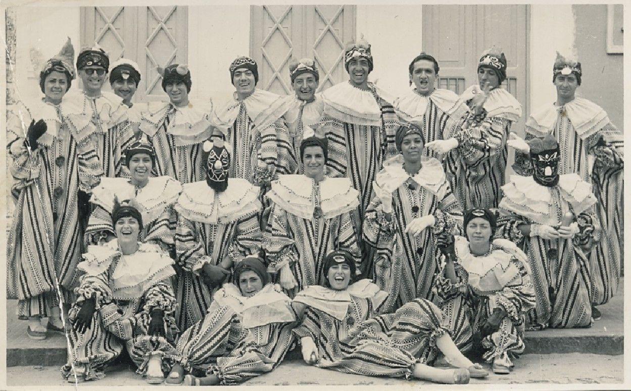 Opinativos: Os antigos carnavais   Tirando da Cachola - Blog