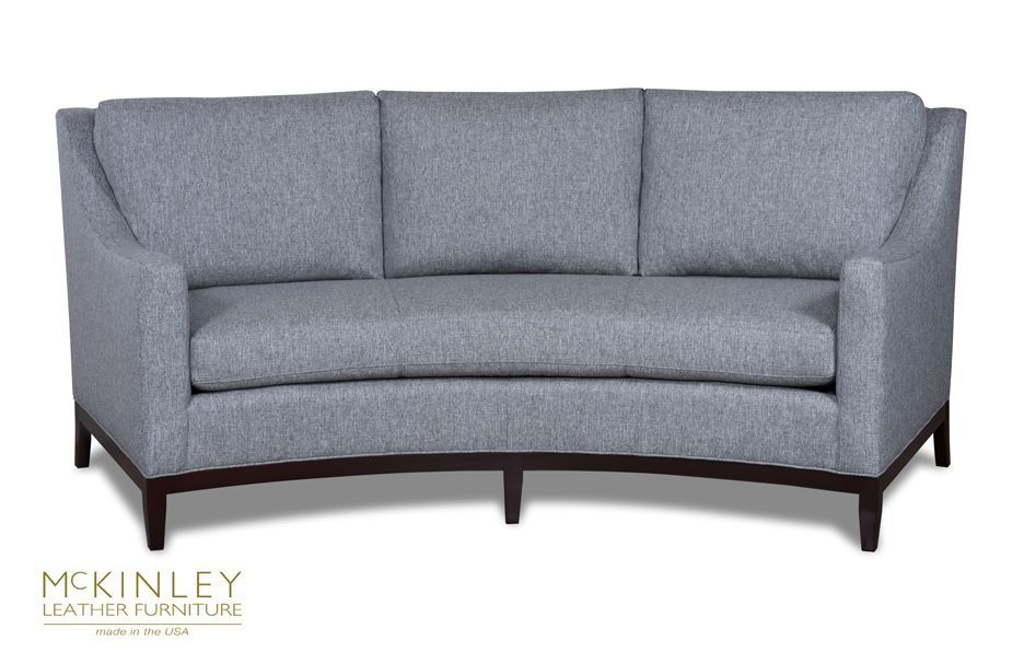 Leather  ahead of the curve with Quincy SofaMcKinley Leather  ahead of the curve with Quincy Sofa