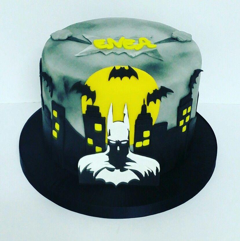 Batman Cake                                                       …