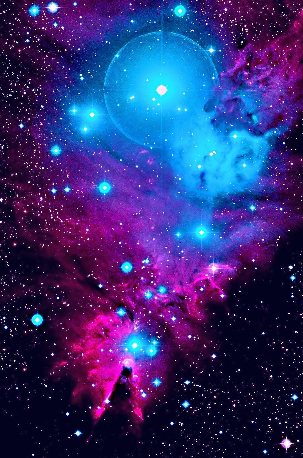 Cone and Christmas Tree Nebula | s t a r d u s t ...