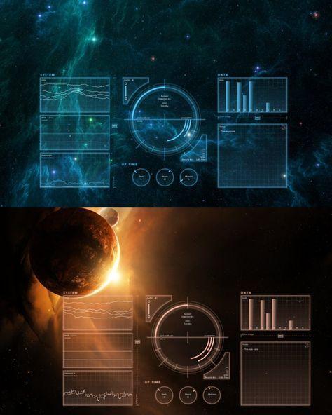 Transparent Intelligence Hud Adobe Tutorials Interactive