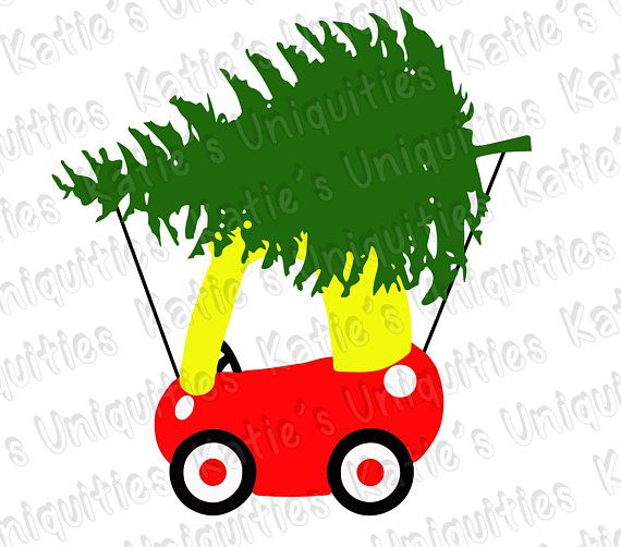 Kiddie Car Cozy Coupe Kids Toy Christmas Tree Svg Dxf Png Christmas Crafts To Make Diy Crafts For Kids Crafts For Kids