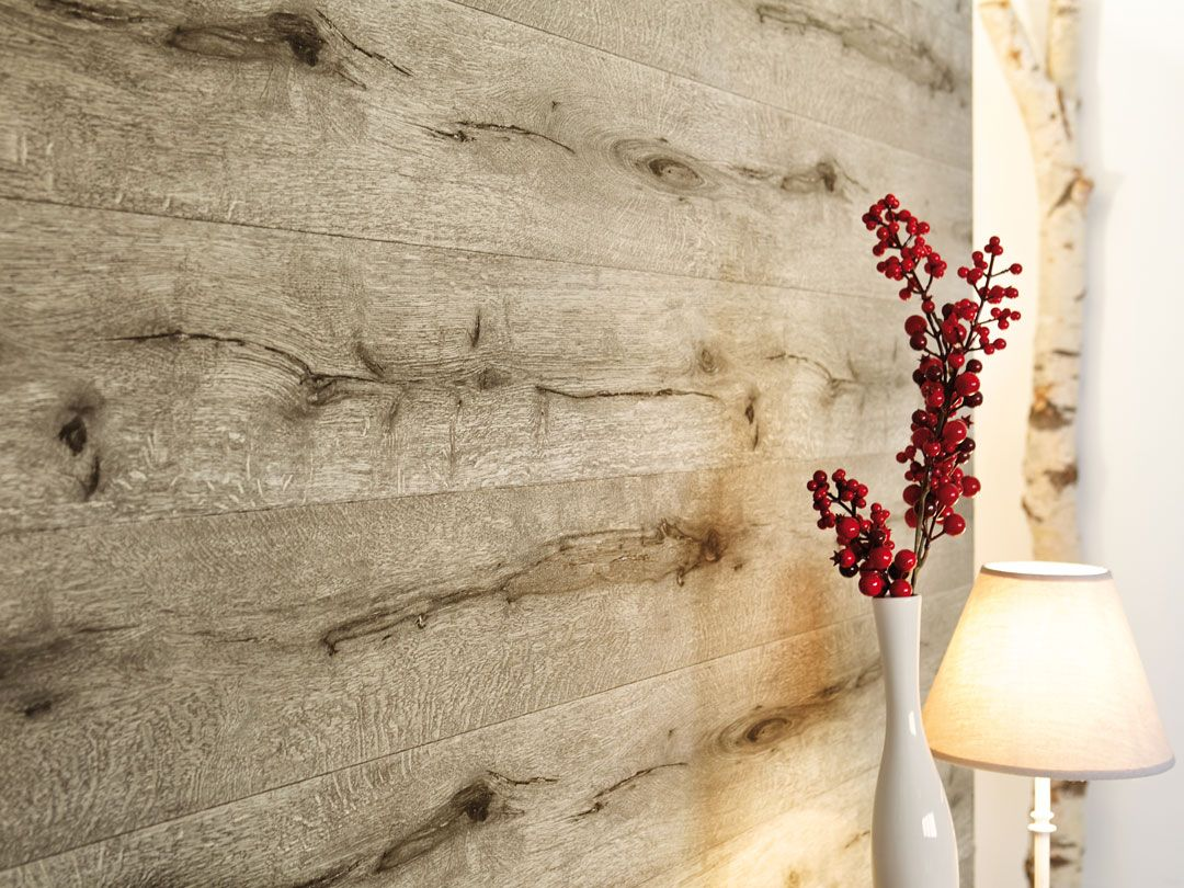 Pin von hennico stefanie auf papier rugs hardwood for Tapete holzoptik wohnzimmer