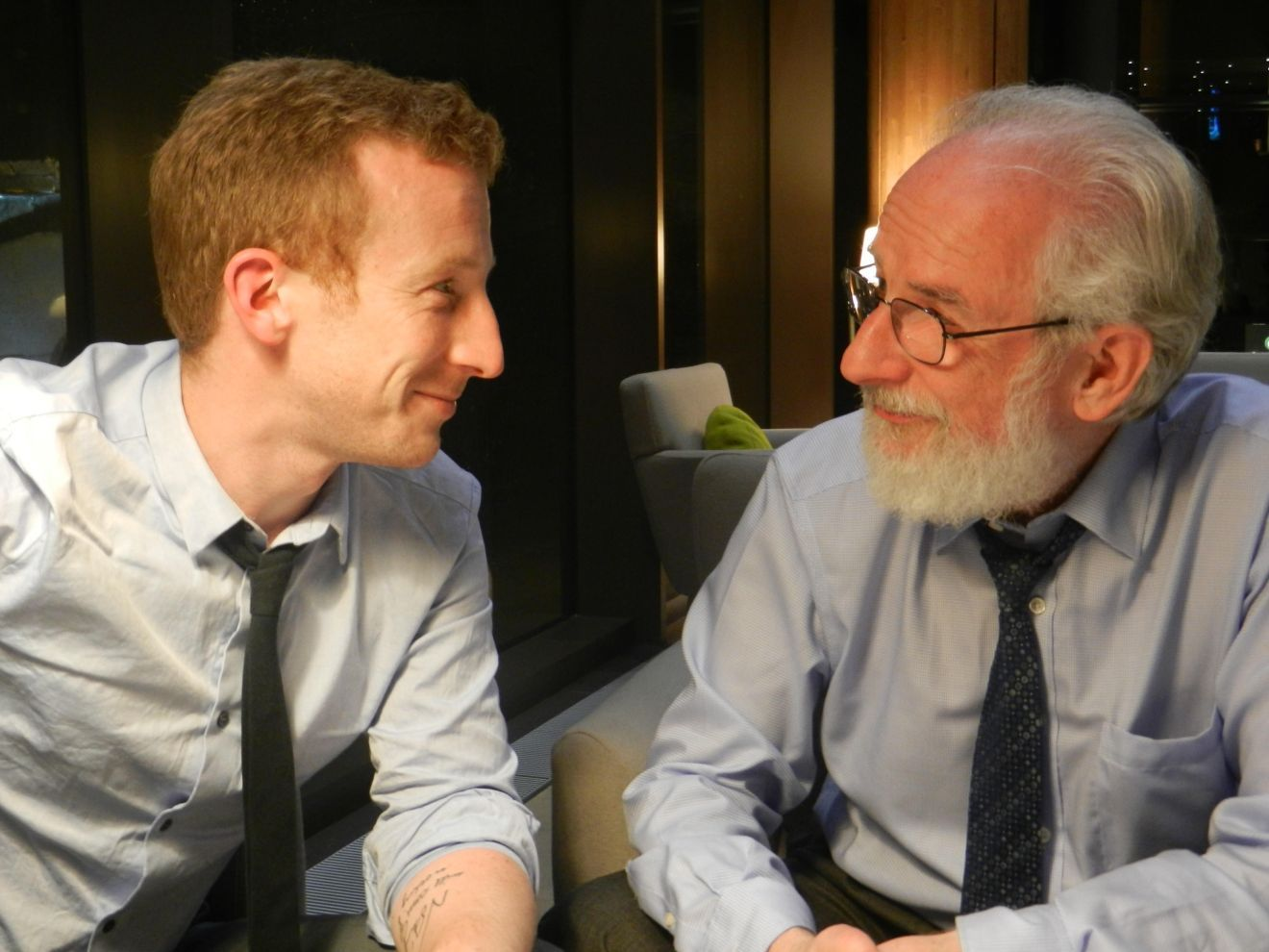 Ben and david crystal the language revolution podcast