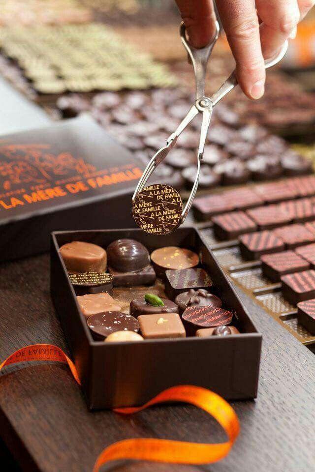 Suklaa...Chokolate