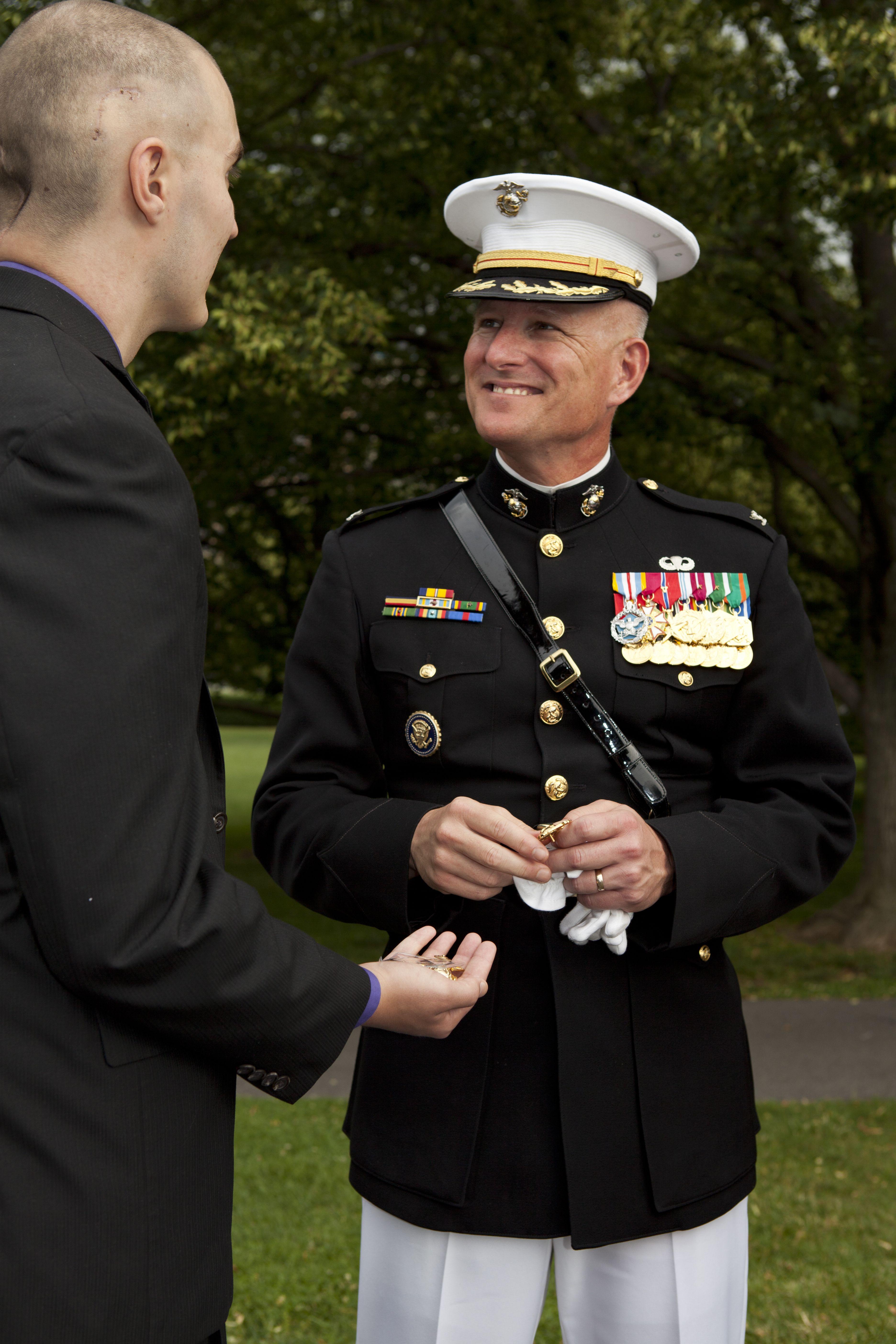 us marine corp uniform