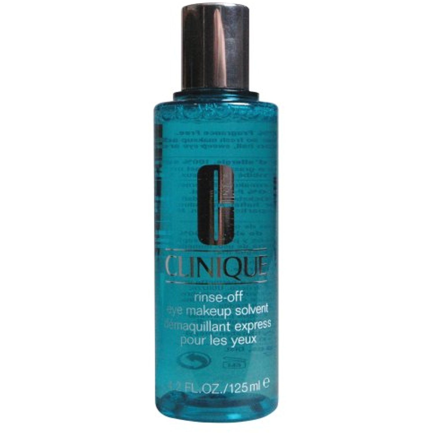 Clinique Rinse Off Eye Make Up Solvent For Unisex 42 Ounce