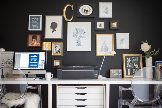 New Home Office Tour!
