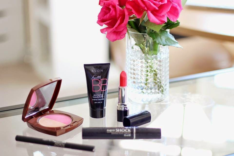 5 AVON PRODUCTS FOR A BRIGHT SUMMER LOOK  Order Here: www.order-here.co.uk or Become a Rep: www.become-a-rep.co.uk