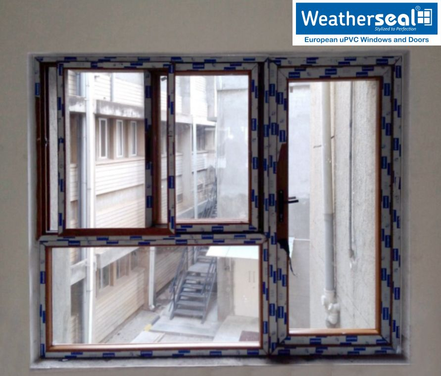 Weatherseal Formulation And Manufacturing Process Makes Upvc