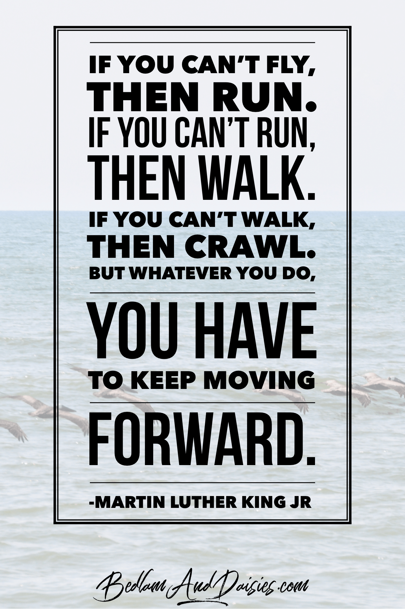 Martin Luther King Jr Quotes - Bedlam & Daisies  Martin luther