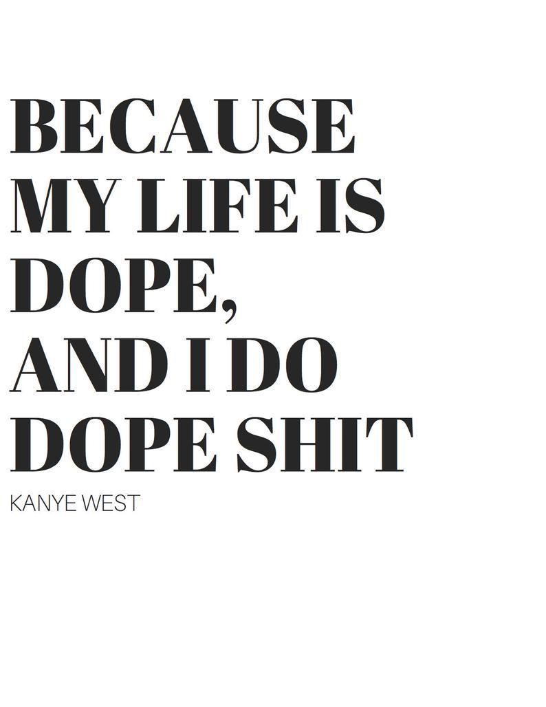 Printable Wall Art Kanye West Lyrics Minimalist Black And Etsy In 2020 Wall Printables Kanye West Lyrics Kanye West