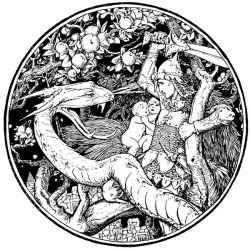 Free Mythological Creatures Coloring Pages And Books Including Stained Glass