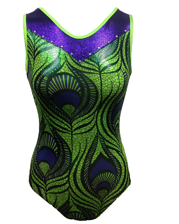 7bfd2658cf4d Introducing the new Prima Donna girls  gymnastics leotard! This ...