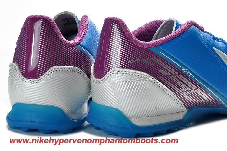 Blue white purple Adidas F10 TRX TF Sale
