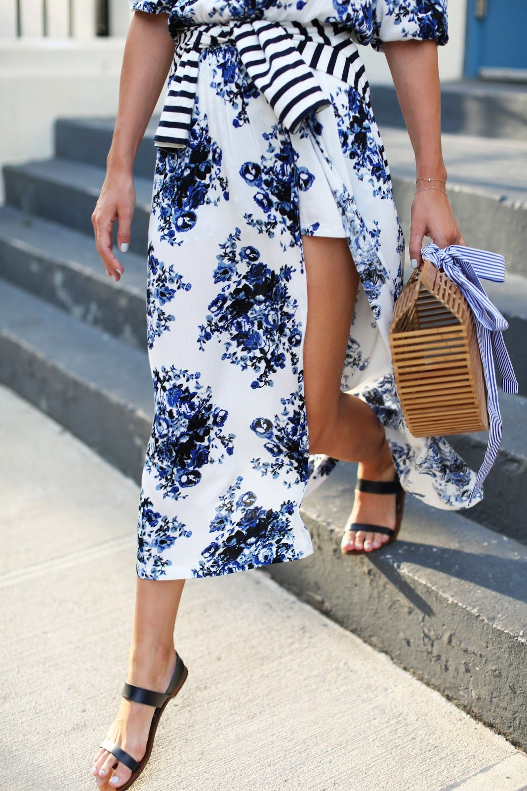 summer blues atlantic pacific street fashion pinterest outfit ideen sommer outfit. Black Bedroom Furniture Sets. Home Design Ideas