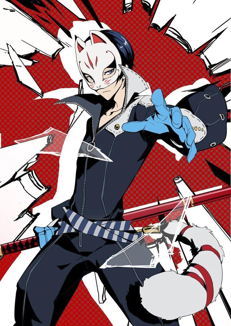 Pin By Tanner Johnston On Persona 5 Persona 5 Anime Persona 5 Persona 5 Joker
