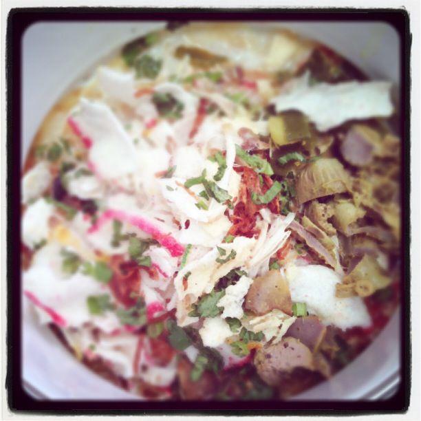 Bubur Ayam Cianjur Nice Dish For Breakfast