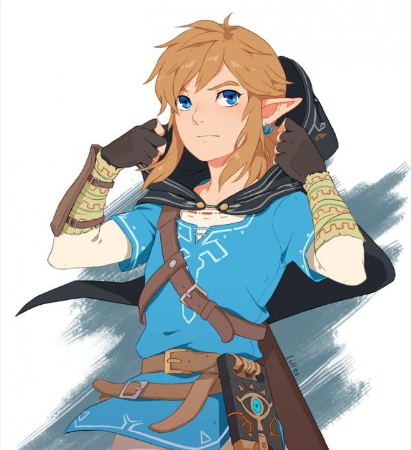 Link Zelda Dessin Lulles Jeuvideo Dessin Zelda Zelda Dessin