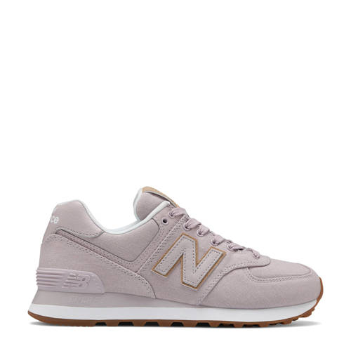New Balance 574 sneakers lichtgrijs | Sneaker, New balance ...