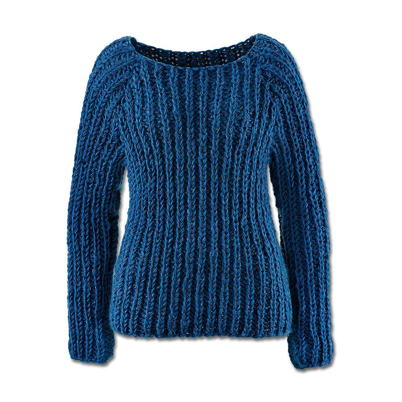 Modell 142/4, Pullover aus Achat von Junghans-Wolle « Damenpullover ...
