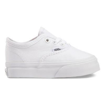 white vans for baby