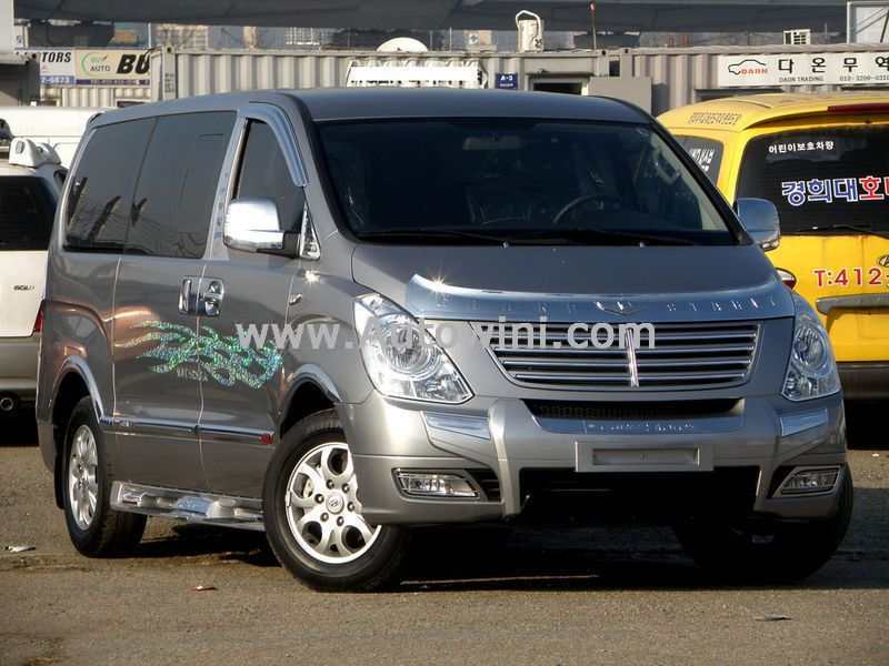 Find Quality Used 2011 Hyundai Grand Starex LUXURY for sale from ...