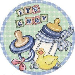 Laminas decoupage laminas para bebes recien nacidos - Papel decoupage infantil ...