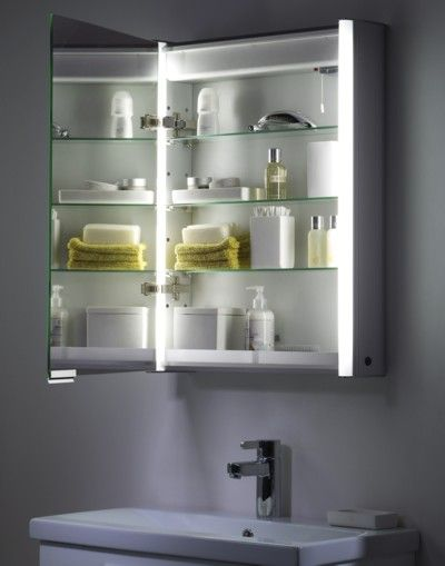 Apprehend The Corner Medicine Cabinets Beauty As Well As Functionality Double Sided Mirror Bathroom Bathroom Furniture