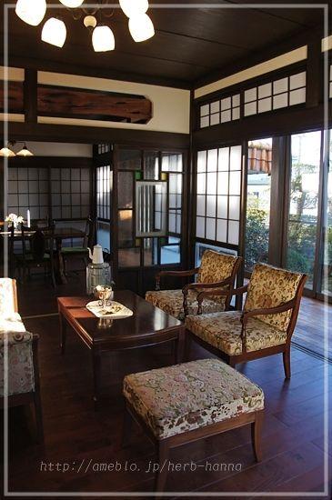 大正ロマン風の部屋が出来あがりました アジアの家 大正浪漫