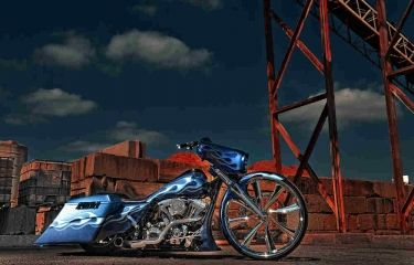Motorcycle Gallery - Misfit Made Motorcycles