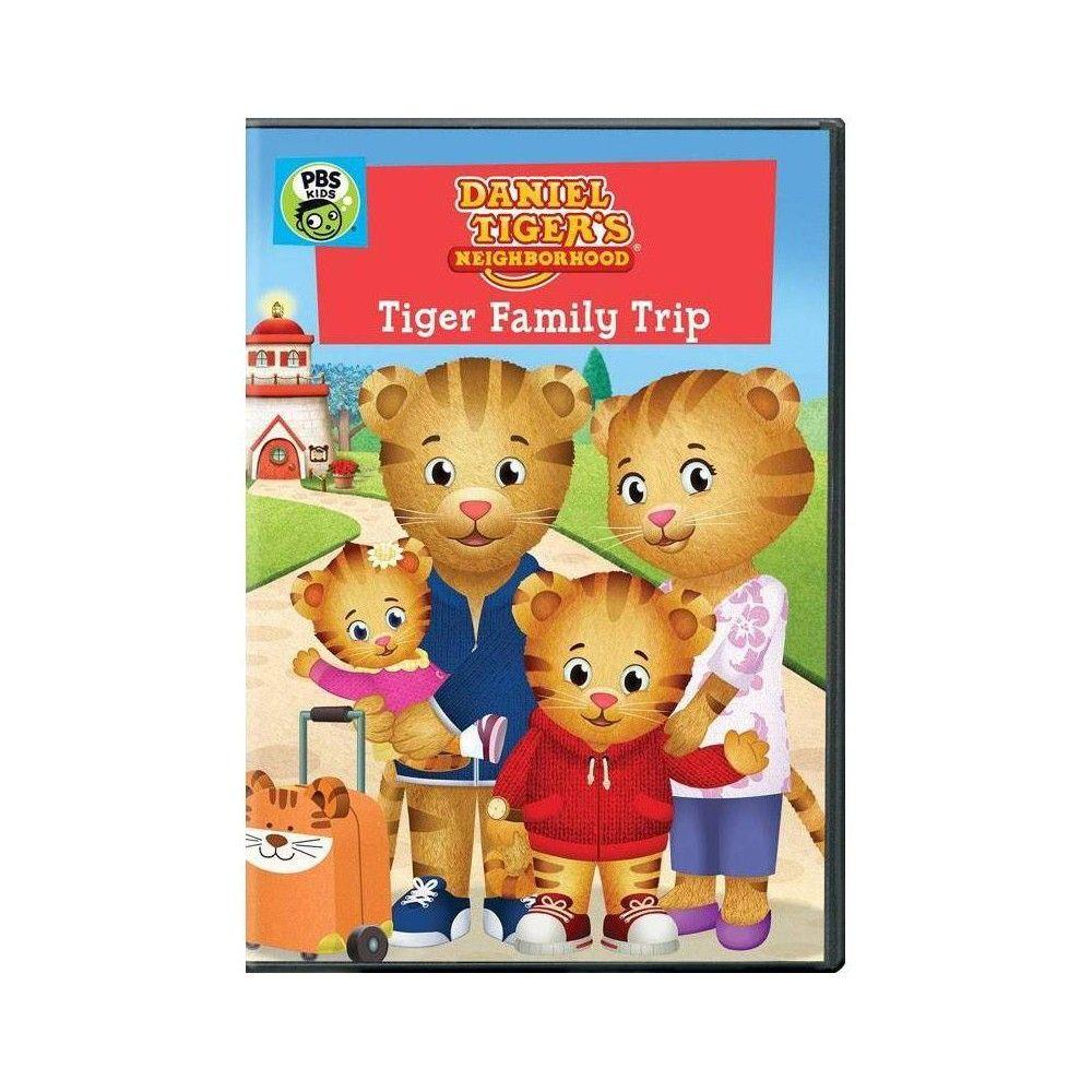 Halloween 2020 Common Sense Media Daniel Tiger's Neighborhood: Tiger Family Trip (DVD) in 2020