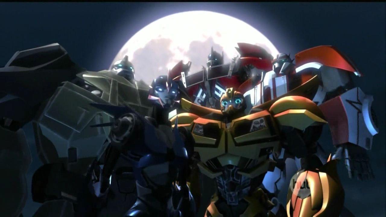 transformer Prime Transformers Prime Wallpapers HD