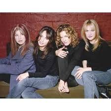 836bc31845b8c The Bangles (Susanna Hoffs, Vicki Peterson, Debbi Peterson & Annette ...